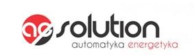 AE Solution Rozwiązania dla Automatyki i Energetyki Logo